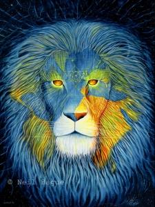 Christ Lion Consciousness