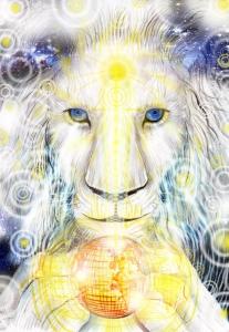 White Lion Consciousness
