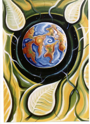 Pleiadian Earth