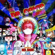 Dr Covid Poster Tshirtlr